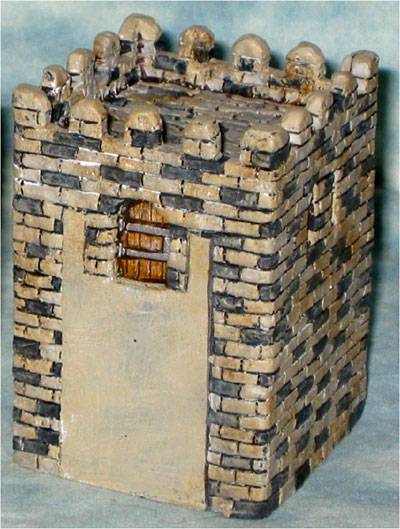 Straight Wall Tower