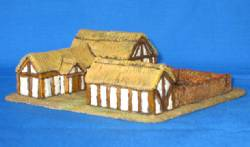 Old Glory Miniatures 10mm Buildings, Ancient to Medieval