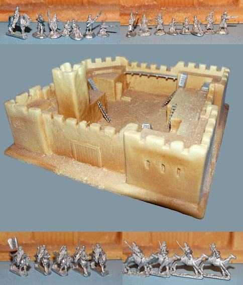 Fort Zindernoof Starter Set