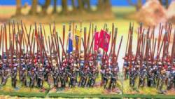 Swiss Armoured Pikemen