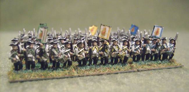 Prussian Musketeer Command
