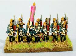 Prussian Fusilier Command
