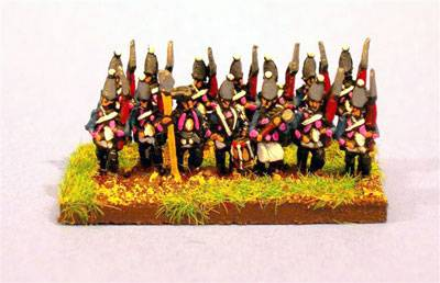 Prussian Grenadier Command