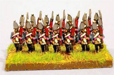 Grenadier Troopers