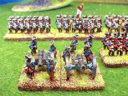 Prussian Artillery Crews