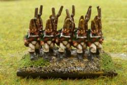 Pavlosky Grenadiers with Command