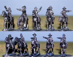 Union Mounted Generals