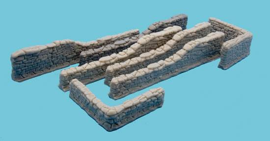 Connector Stone Fences