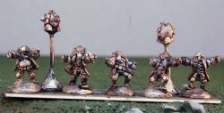 Fereen Infantry Unit with Orbs