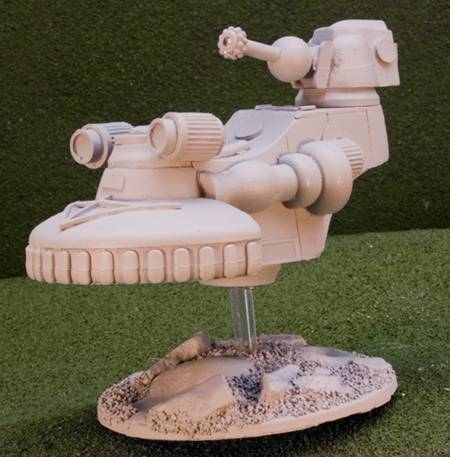 Hover Tank D