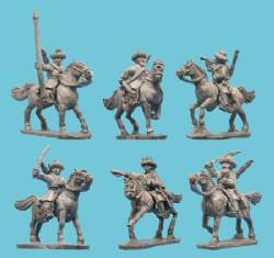 Tartar Cavalry with Command