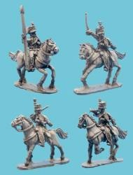 Hussar Command in Short Busby