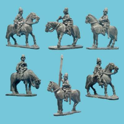 Dragoons with Command