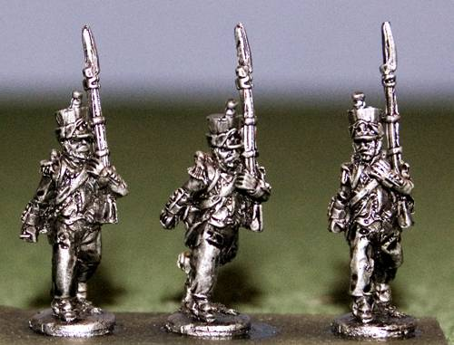 Flank Company Campaign Dress March Attack