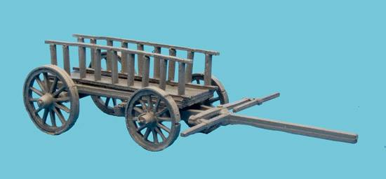 Supply Wagon #1 Rail Sides