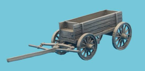 Supply Wagon #2 Square Box