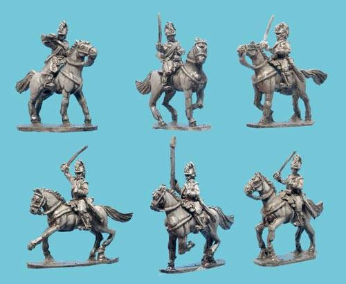 Wayne's Legion Dragoons with Command