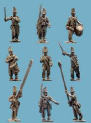 Mexican Line Infantry Command