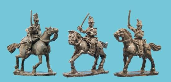 Mexican Line Cavalry with Sabers