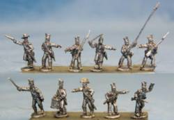 Mexican Infantry Command