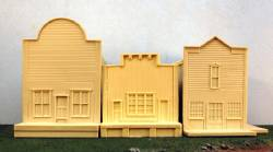 Western Buildings Set 6