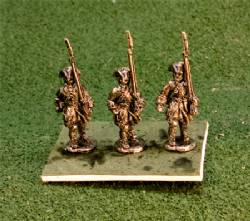 Musketeers Tricorn Marching