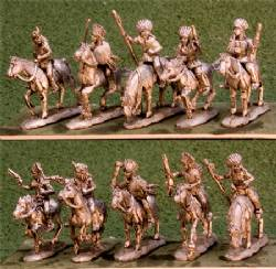 Mounted Chieftans