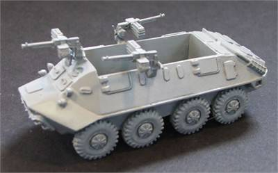BTR-60P open topped APC