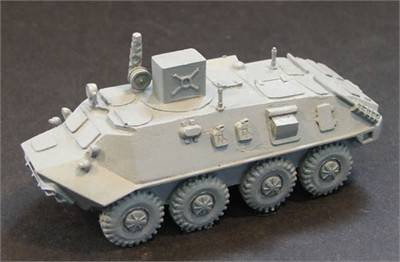 BTR-60 PU-12 Art COM Vehicle