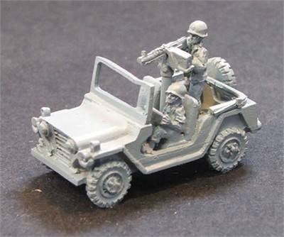MUTT Jeep with 60mm
