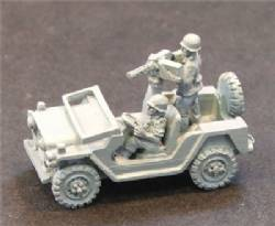 MUTT Jeep with 30 cal MG
