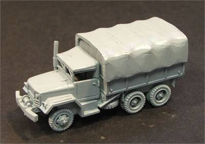 M35 2 1/2 ton Truck with MG