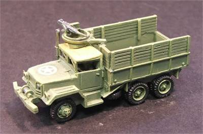 M35 Truck with MG