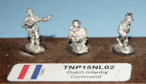 Dutch Infantry Command