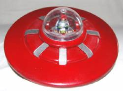 Large Attack Saucer