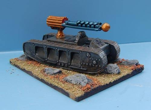 Infantry Assault Tank
