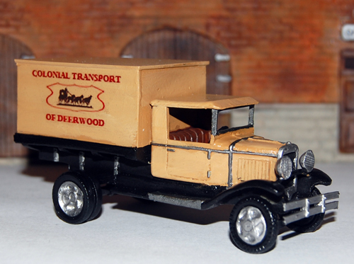 Short Bed Box Truck