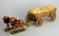 English Hay Wagon