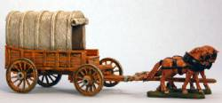 South African Boer Wagon