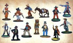 Old Glory Army Cowboy Set