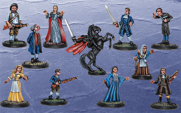Box 6 I'm Loosing my Head Over You - A Legend of Sleepy Hollow Scenario