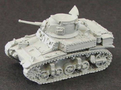 M3 Stuart Light Tanks DIESEL