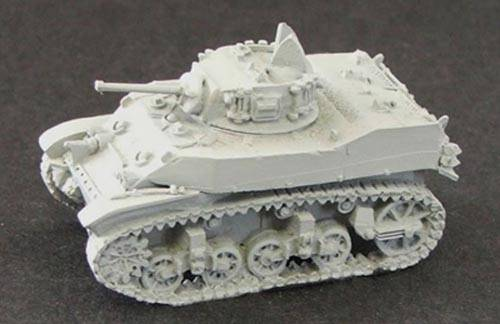 M5 Light Tanks