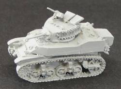 M5 A1 Light Tanks Late