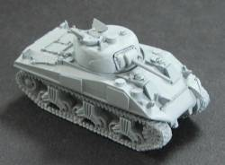 M4A3 Sherman Applique Armor