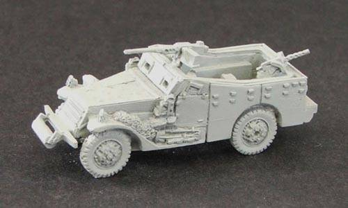U.S. White Scout Car