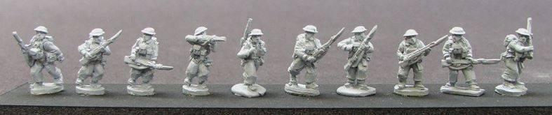 British Riflemen #1