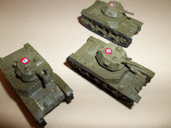 AMC Renault 1935 ACG-1 Light tank