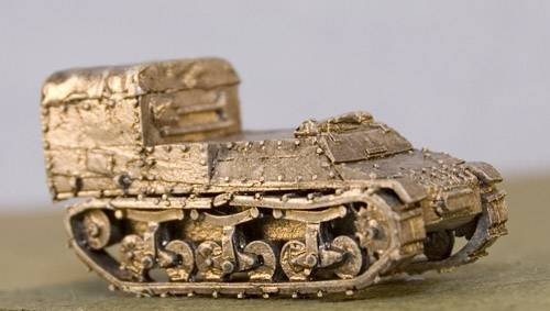 Lorraine 1938L Armored Infantry Carrier