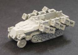 Sdkfz-251 a with rockets